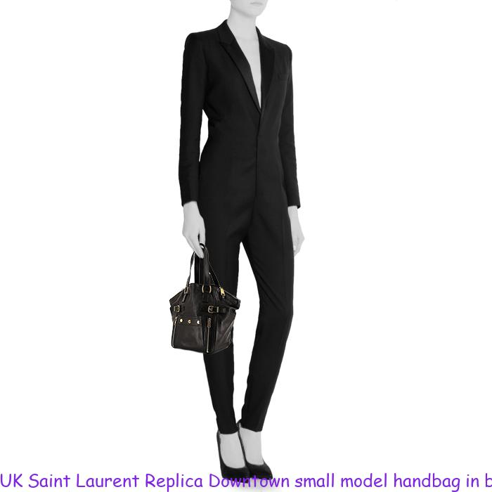 Uk saint laurent replica downtown small model handbag in for Replica mobel england