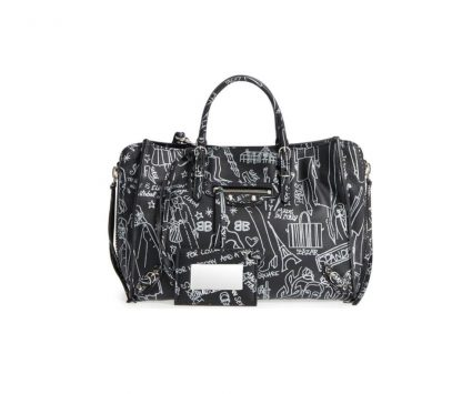 Cheap Balenciaga Fake Mini Papier A6 Black Leather Tote crist  bal  balenciaga 15a869484b144