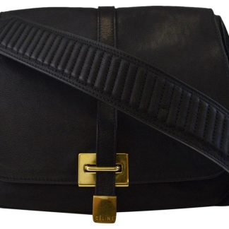 You re viewing  Perfect Quality Céline Knockoff Gold-tone Italy Black Suede  Skin Leather Shoulder Bag celine bag price £739.02 89092a88c259d